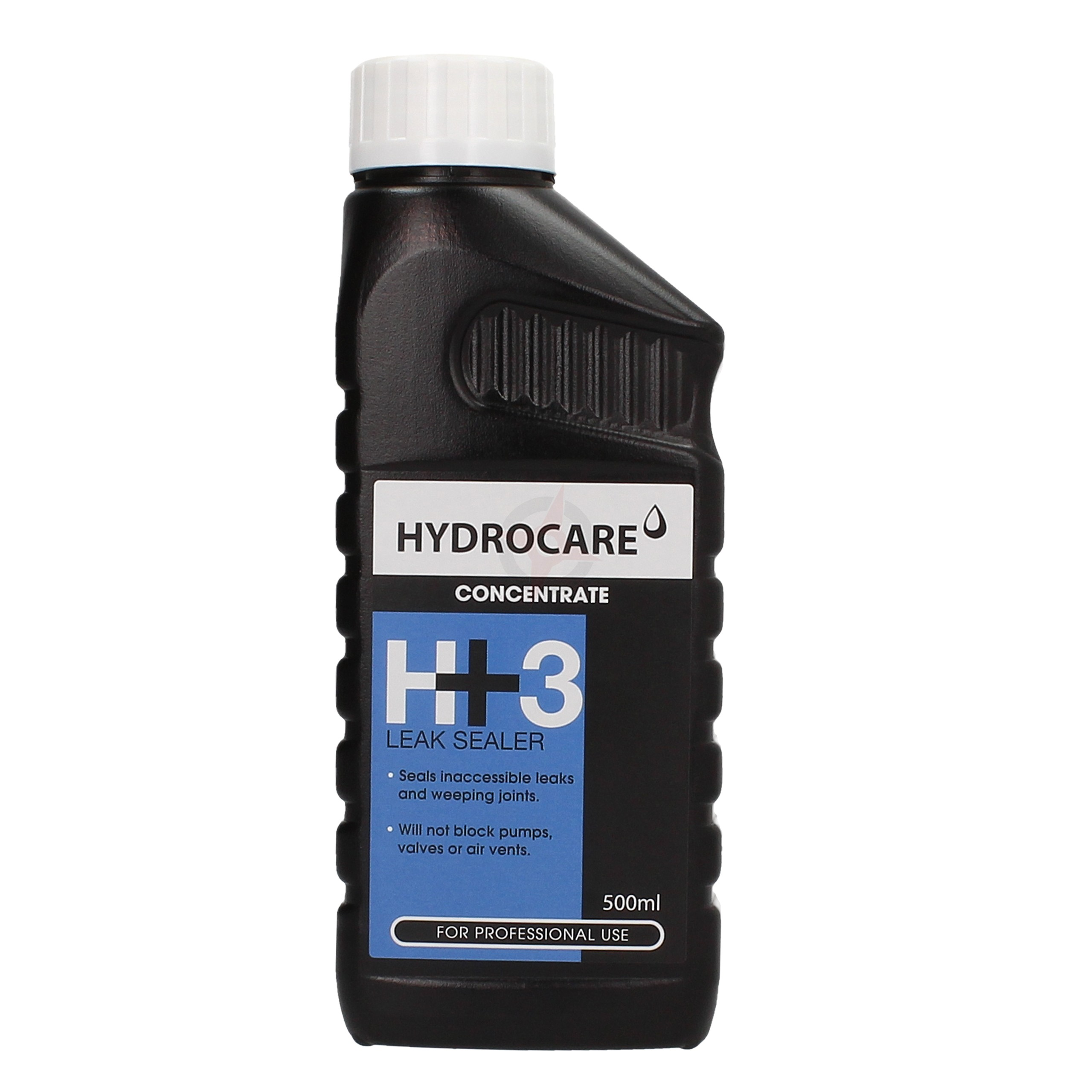 Hydrocare H+3 Leak Sealer - 500ml Concentrated