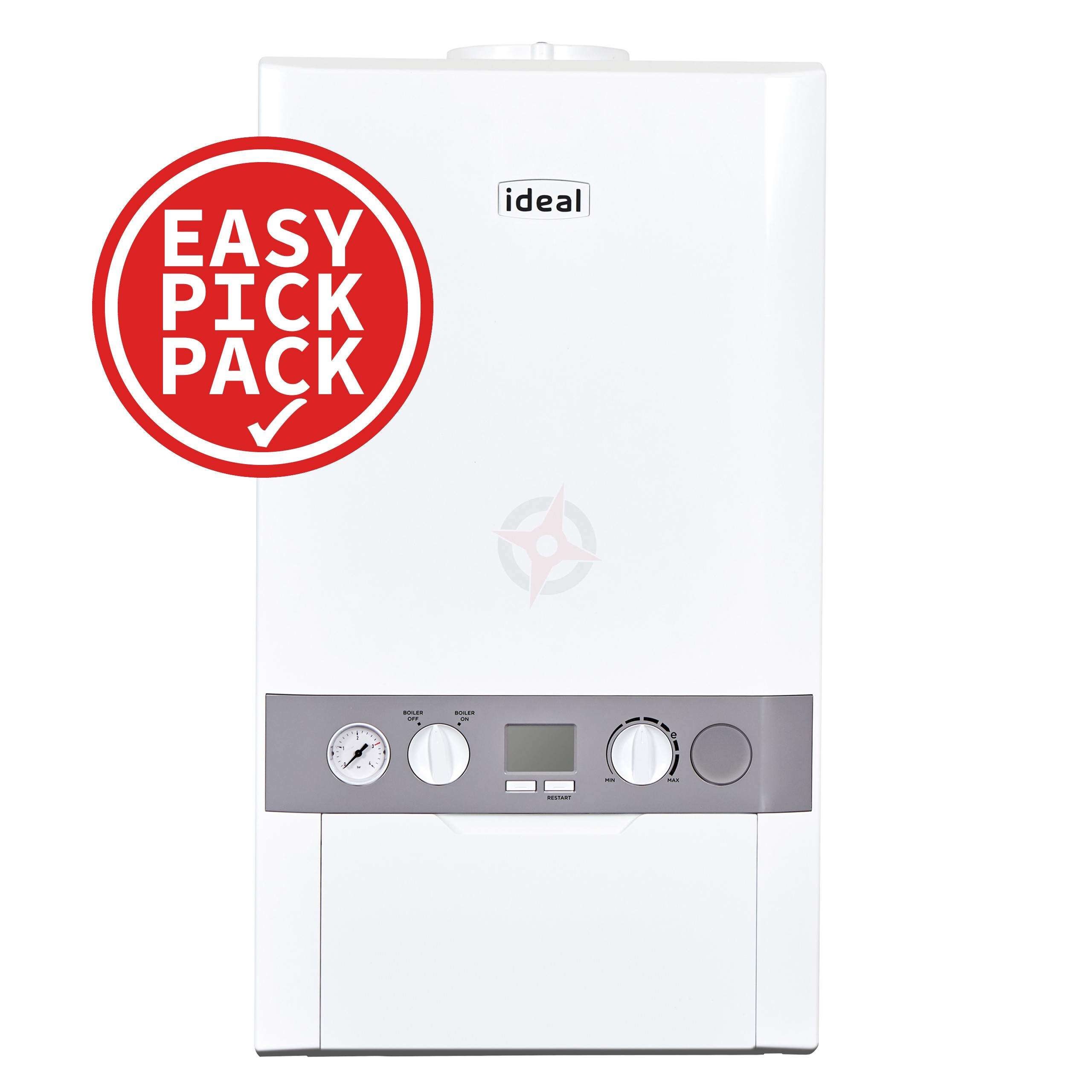Ideal Independent 24 (ErP) System Boiler Easy Pick Pack