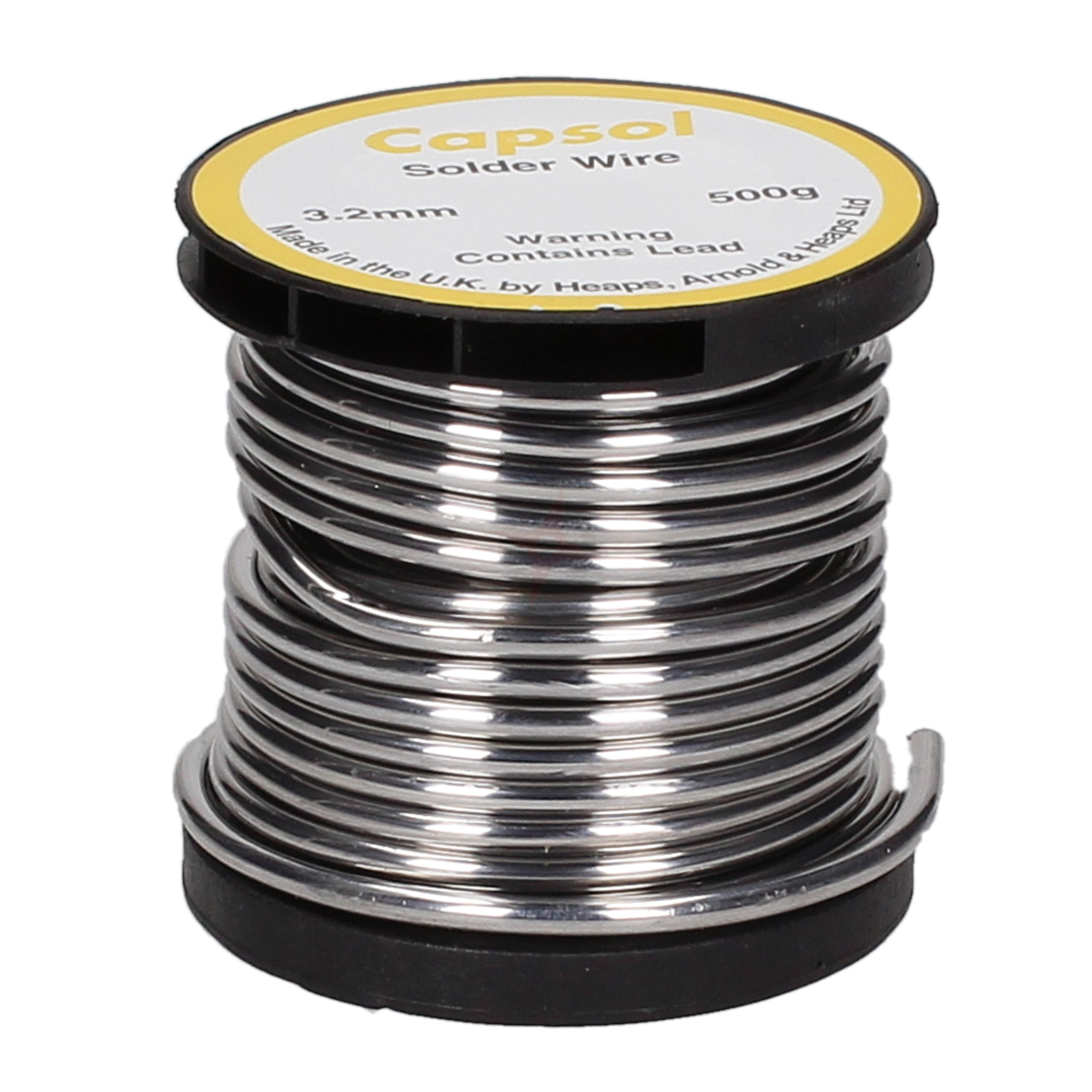 Leaded Solder 500g Reel