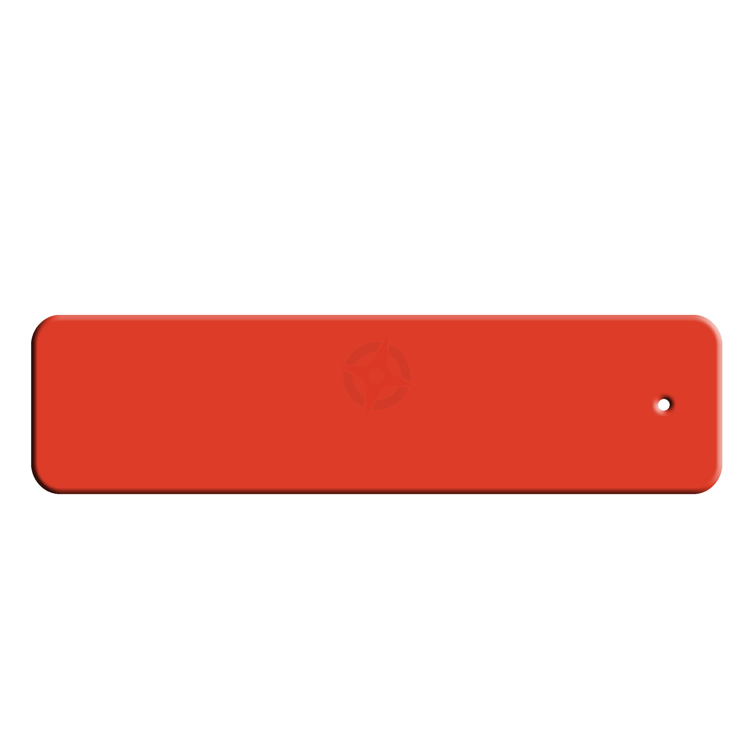 Revive Traffic Red (RAL3020) Colour Sample