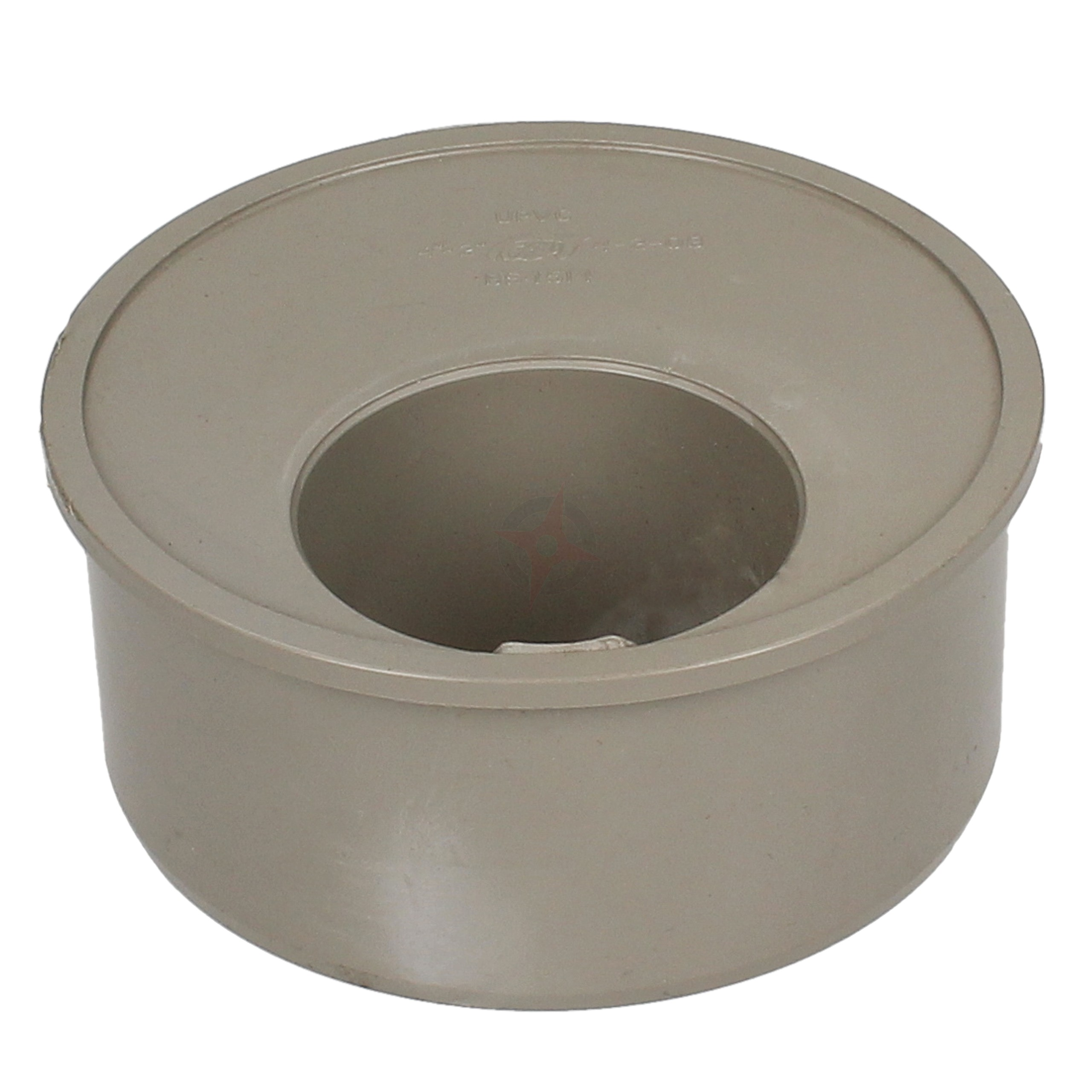 110mm x 50mm Grey Solvent Weld Soil to Waste Reducer