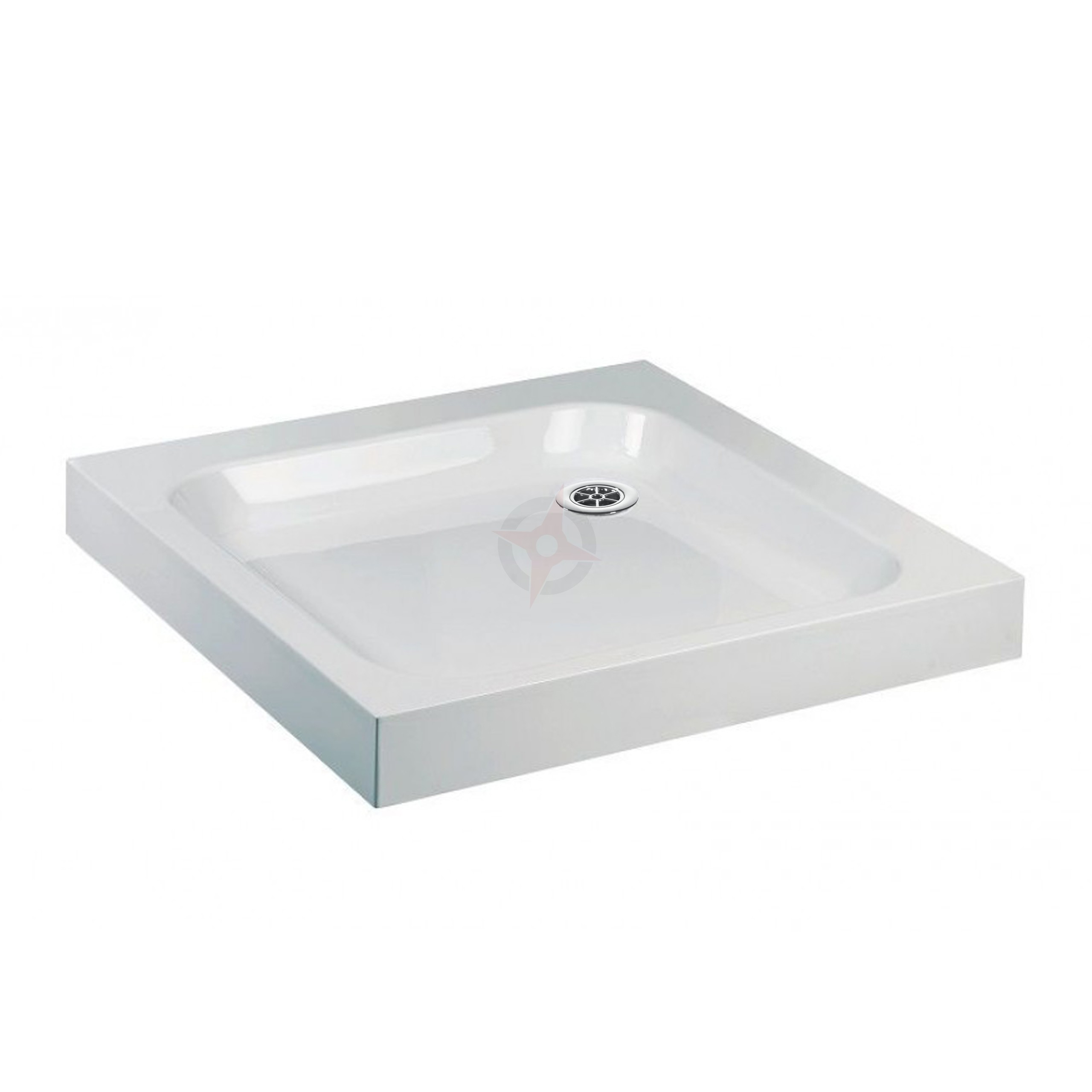 JT Ultracast 760mm x 760mm Stone Resin Shower Tray