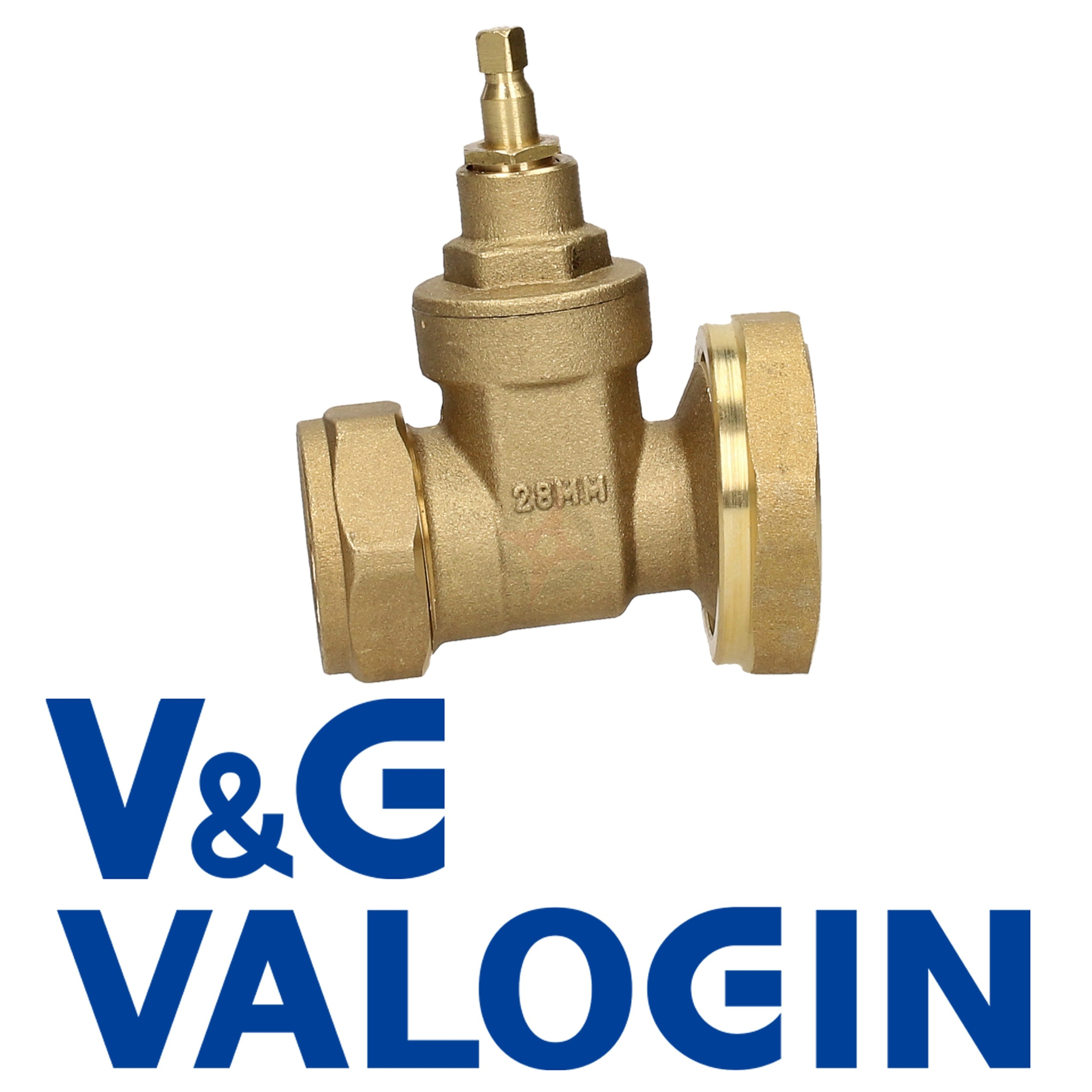 V&G 28mm Gate Type Pump Valve