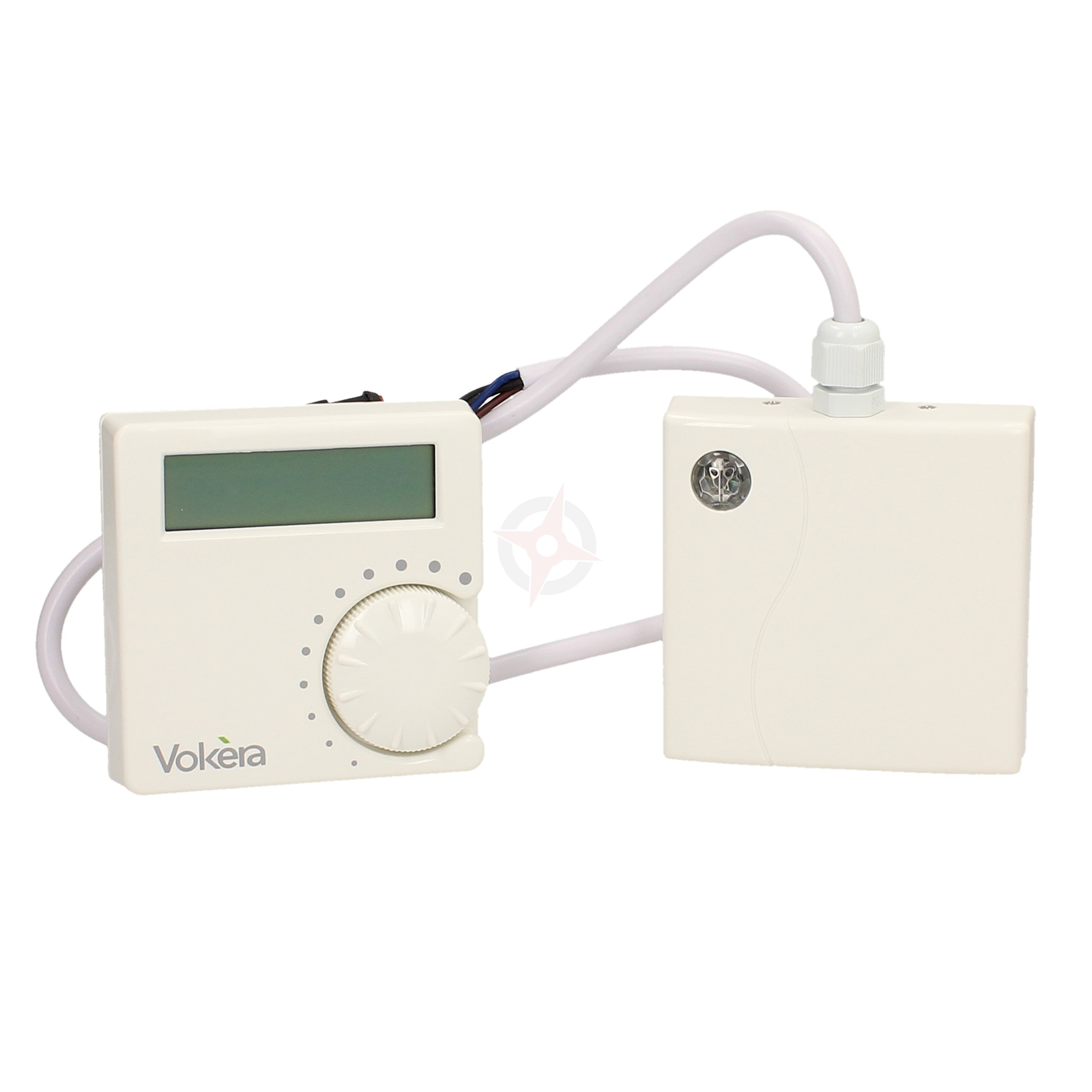 Vokera BeSMART Alpha 7D Programmable 7 Day Wireless Room Thermostat