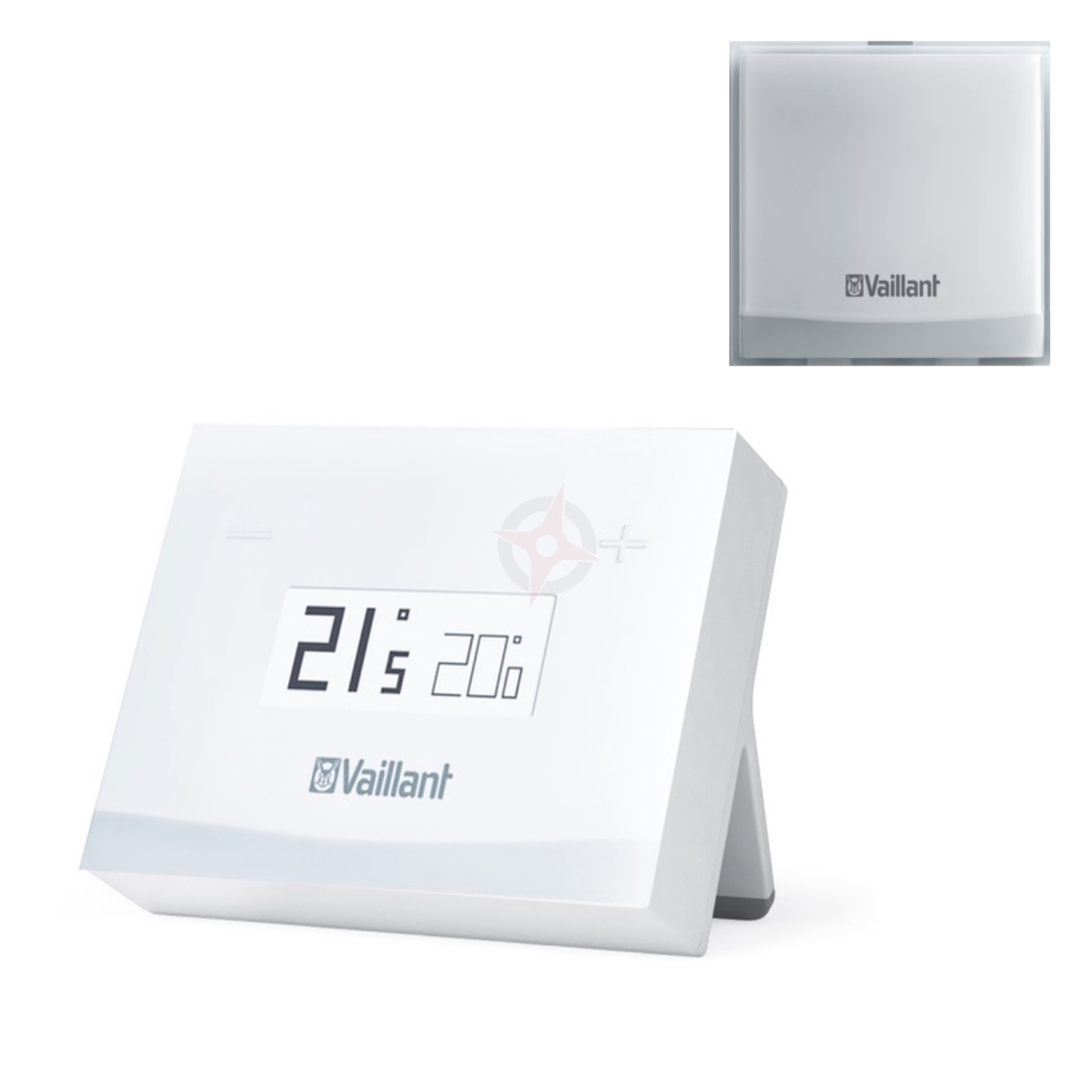 Vaillant vSMART Internet Room Thermostat - Combi Pack