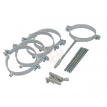 Vaillant Pack of 5 100mm Flue Support Clips