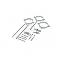 Vaillant Pack of 3 100mm Adjustable Flue Support Clips