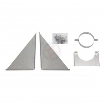 Vaillant Stainless Steel Facade/ Plume Wall Support Bracket