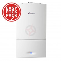 Worcester Greenstar 25si Compact (ErP) Combi Boiler Easy Pick Pack
