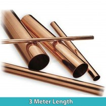 Copper Tube 28mm  (3 Metre Length)