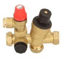 uvgold Unvented Cold Water Group Set