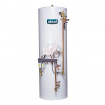 Ideal 210L System Ready Unvented Cylinder