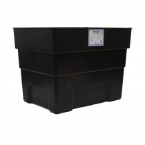 Rectangular Open Top 15 Gallon Loft Tank