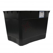 Rectangular Open Top 25 Gallon Loft Tank
