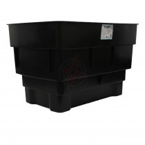 Rectangular Open Top 50 Gallon Loft Tank