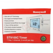 Honeywell 7 Day Single Channel Timer ST9100C