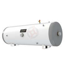 uvgold2 300L Horizontal Indirect Unvented Hot Water Storage Cylinder & Kit