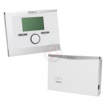 Vaillant VRT350F Wireless Programmable Room Thermostat