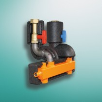 Vaillant WH40-2 Low Loss Header c/w Insulation