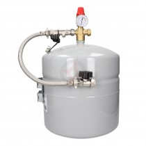 HeatWave 35L Heating Expansion Vessel c/w Fixing Bracket & Sealed System Kit