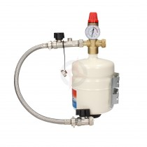 PressureWave 2L Multifunction Expansion Vessel c/w Fixing Bracket & Sealed System Kit