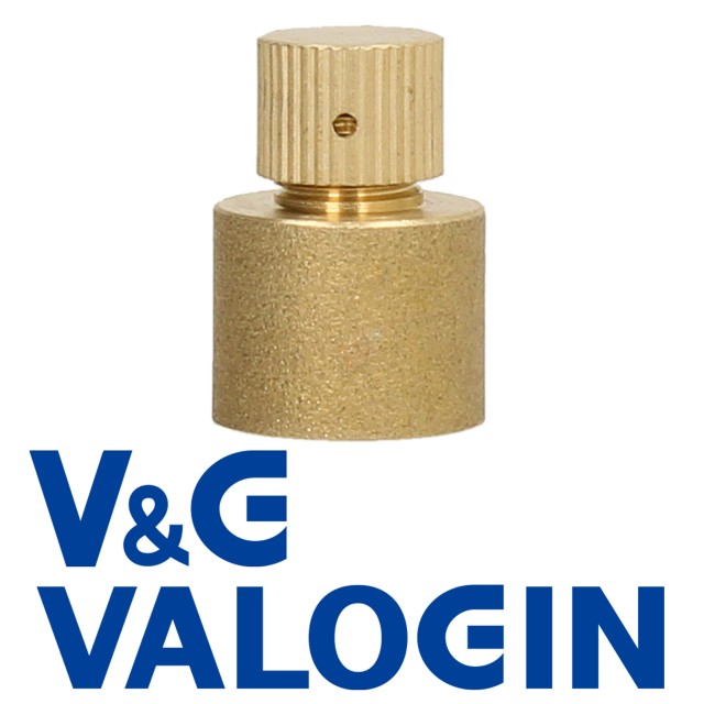 V&G 15mm Finger Vent