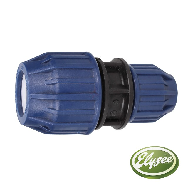 MDPE Coupling 32mm x 20mm reducing (SP)
