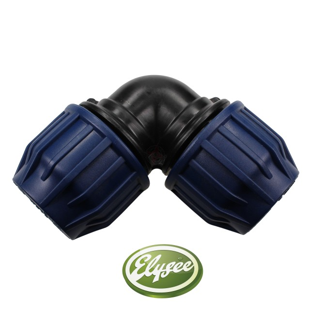 MDPE Elbow 90 32mm x 32mm (SP)