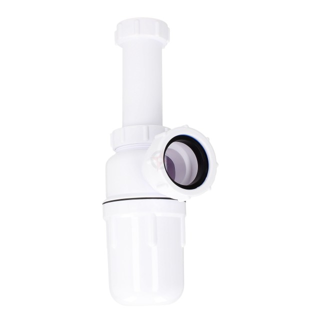 "Kimsion 1.1/2"" Plastic Bottle Trap with 6"" Telescope"