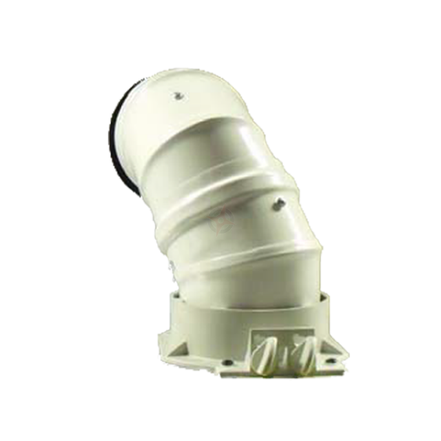 Baxi Multifit 60/100 Offset Flue Turret Bend