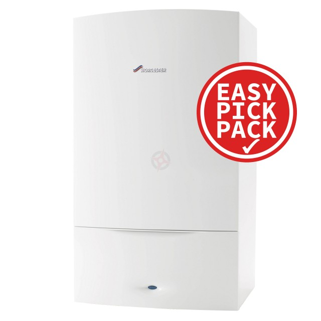 Worcester Greenstar 30CDI (ErP) Classic Regular Boiler Easy Pick Pack