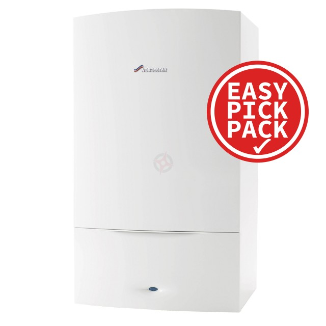 Worcester Greenstar 35CDi (ErP) Classic System Boiler Easy Pick Pack
