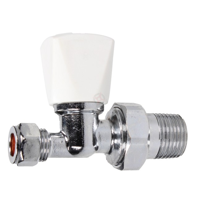 Evolve 10mm Straight Wheel Head Valve