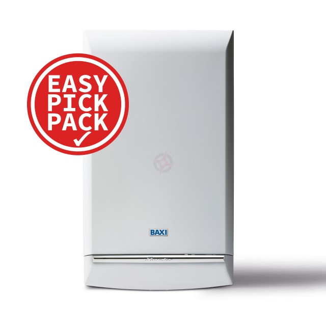 Baxi Duo-Tec 33 (ErP) Combi Boiler, Easy Pick Pack