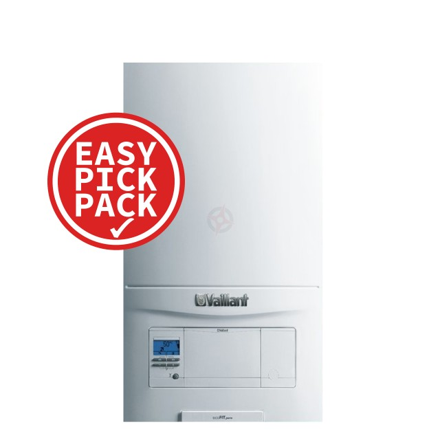 Vaillant ecoFit Pure 415 (ErP) Open Vent Boiler Easy Pick Pack