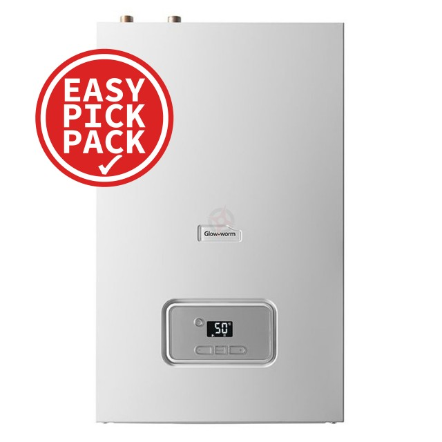 Glow-worm Energy 30R (ErP) Regular Boiler Easy Pick Pack