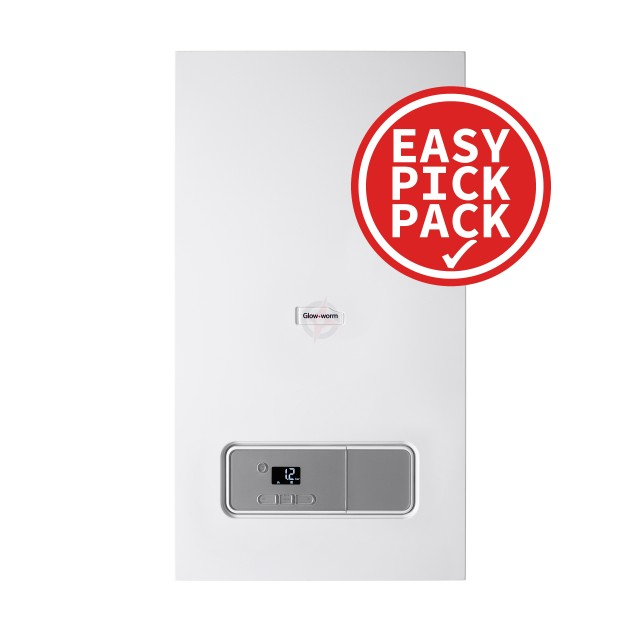 Glow-worm Energy 15S (ErP) System Boiler Easy Pick Pack