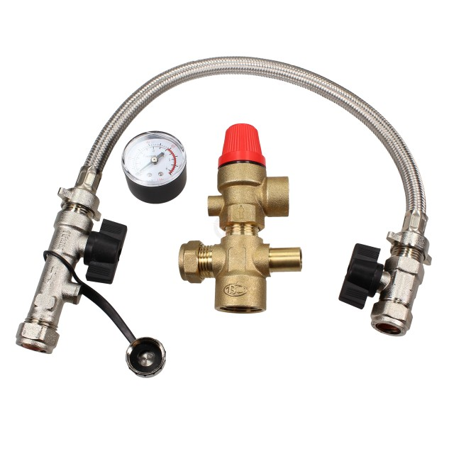 Evolve Expansion Vessel Kit