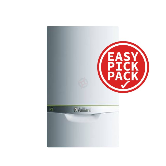 Vaillant EcoTEC Exclusive Green iQ 843 (ErP) Combi Boiler Easy Pick Pack