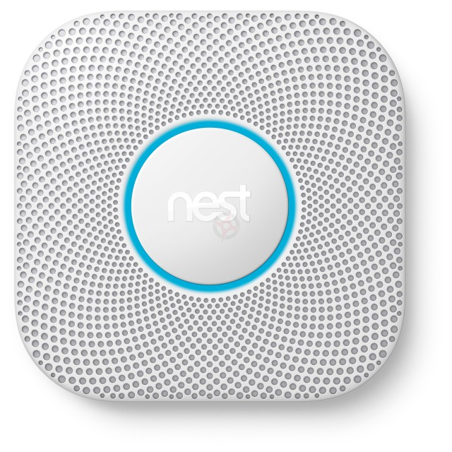 Google Nest Protect, 2nd Generation, Battery