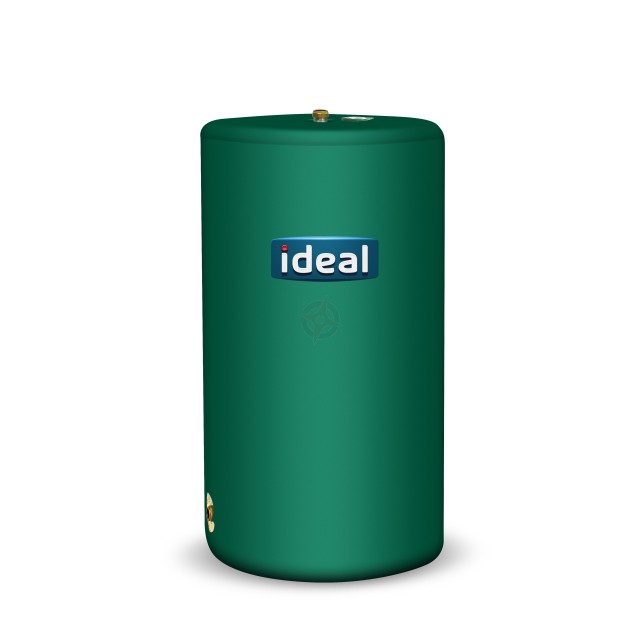 Ideal 1050 x 450 Indirect Stainless Steel Vented Cylinder