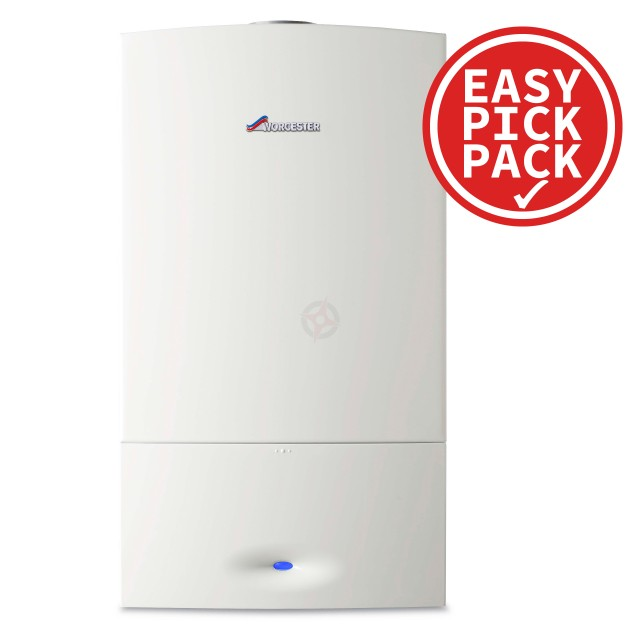 Worcester Greenstar 25i (ErP) Combi Boiler Easy Pick Pack