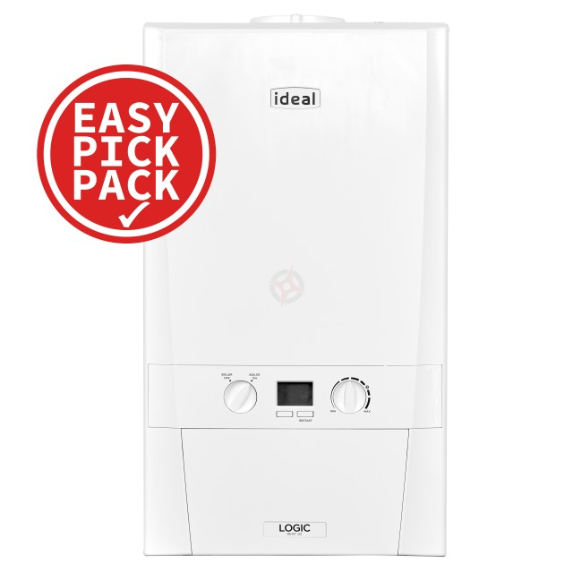 Ideal Logic 30 (ErP) Heat Boiler Easy Pick Pack