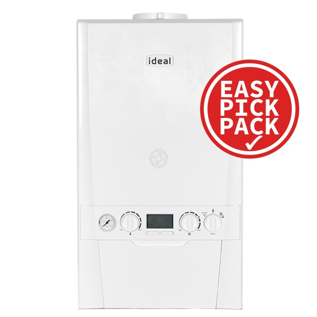 Ideal Logic+ (Plus model) 24 (ErP) Combi Boiler Easy Pick Pack