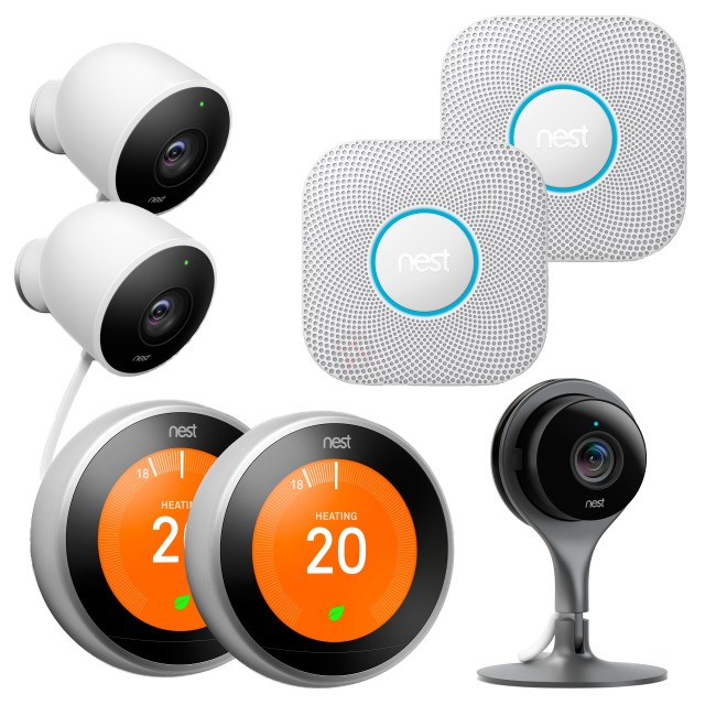 Nest Home Security Pack 1