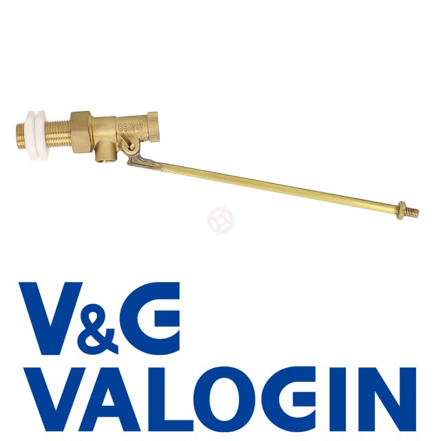 "V&G Part 1 1/2"" High Pressure Ballvalve"