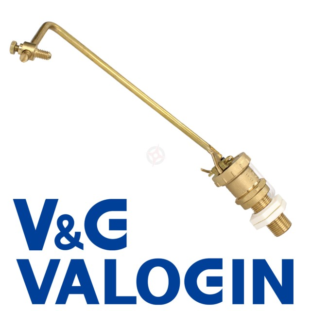 "V&G Part 2 1/2"" High Pressure Ballvalve"