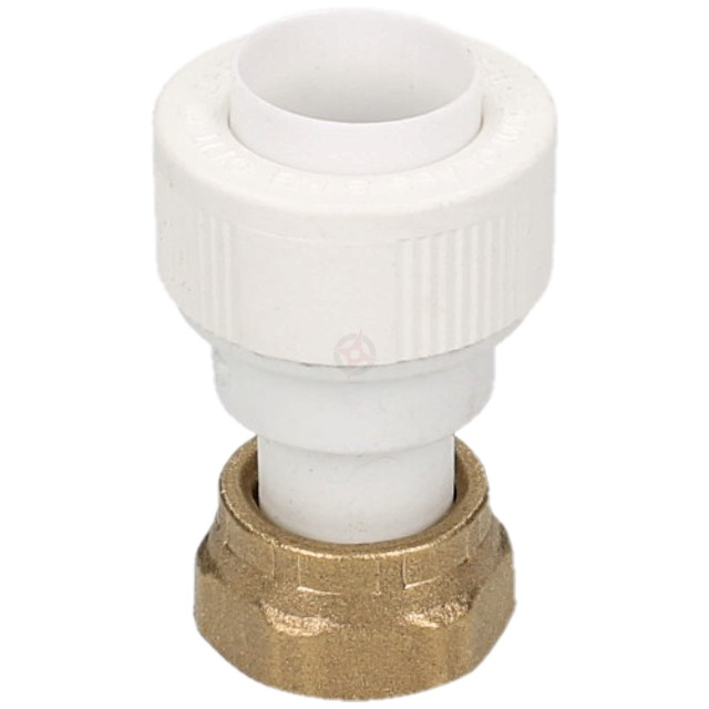 Whitespeed Push Fit 22mm x 3/4 Tap Connector