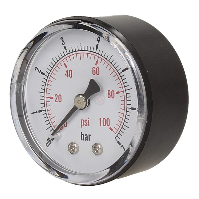 Yorhe Pressure Gauge 0-7 Bar