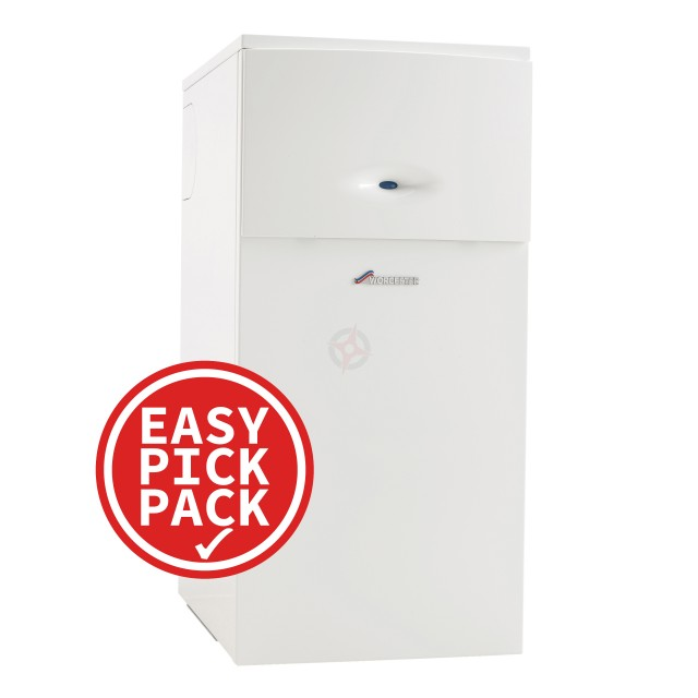 Worcester Greenstar Floor Standing 30CDI (ErP) Regular Boiler Easy Pick Pack